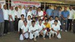 M V Herwadkar School Clinch Dasappa U-16 Trophy
