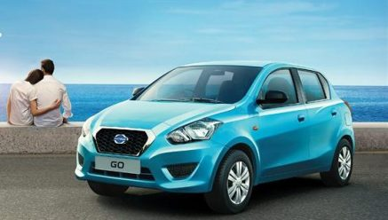 Pre-Book the Datsun GO for Rs 11,000.