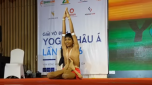 Belgaum Boy selected to participate in the 7th Asian Yoga Championship