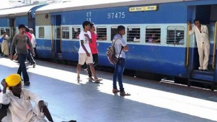Belagavi-Yeshwantpur special train | Railways issued Tickets and forgot to attach additional coach