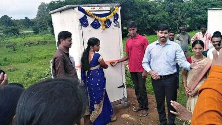 Belagavi builds over 40,000 toilets in 5 months | 5th dist to build the highest number of Toilets