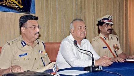 Belgaum | Mr. Ramalinga Reddy's first visit to Belgaum after taking charge as Home Minister.