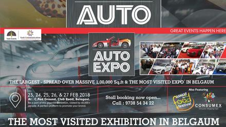 Auto Expo Belgaum
