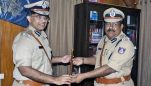 Dr. D.C. Rajappa took charge as the Commissioner of Police in Belagavi on Wednesday.