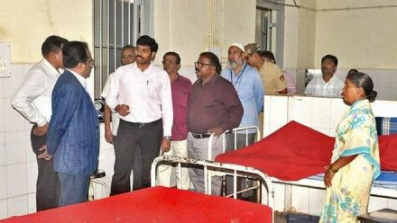 Officials of Belagavi hospital reprimanded | for negligence and dereliction of duty.