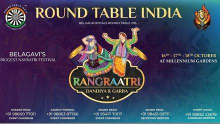 Rangraatri - Dandiya & Garba