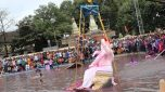 Ganesh idols immersion in Belagavi, longest ever procession of 25 Hours in Belgaum History