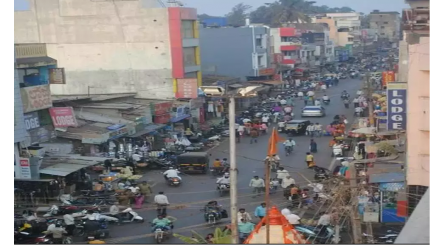 Khade Bazar is costliest residential area in Belagavi