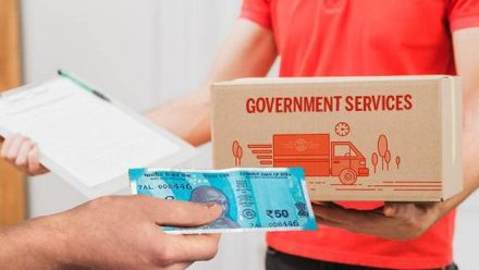 Home delivery of govt. documents in the offing