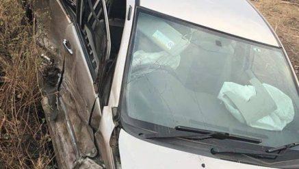 Karnataka MLA Anjali Nimbalkar injured in Car Accident