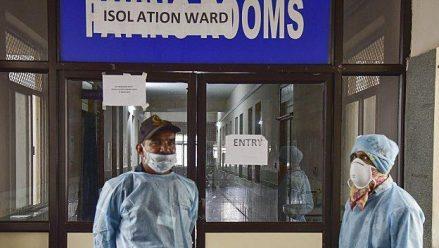 Three from Belagavi test positive for coronavirus