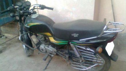 Bajaj Kawasaki Caliber Motor cycle Bike - For Sale