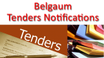 Tender Notice - Improvements To Garden At Khanjar Galli At Belgaum