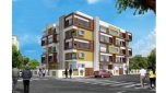 NIEVO SERENITY | Purely Residential Apartment, situated in Hindwadi | Architect - Nitin A. Shirgurka