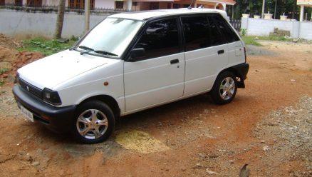 For sale Maruti 800