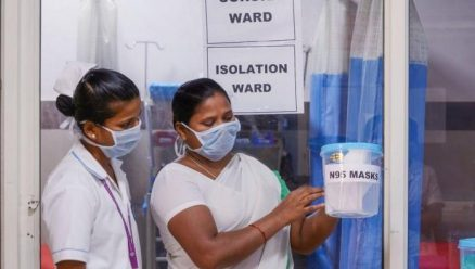 One more tests positive for coronavirus in Belagavi